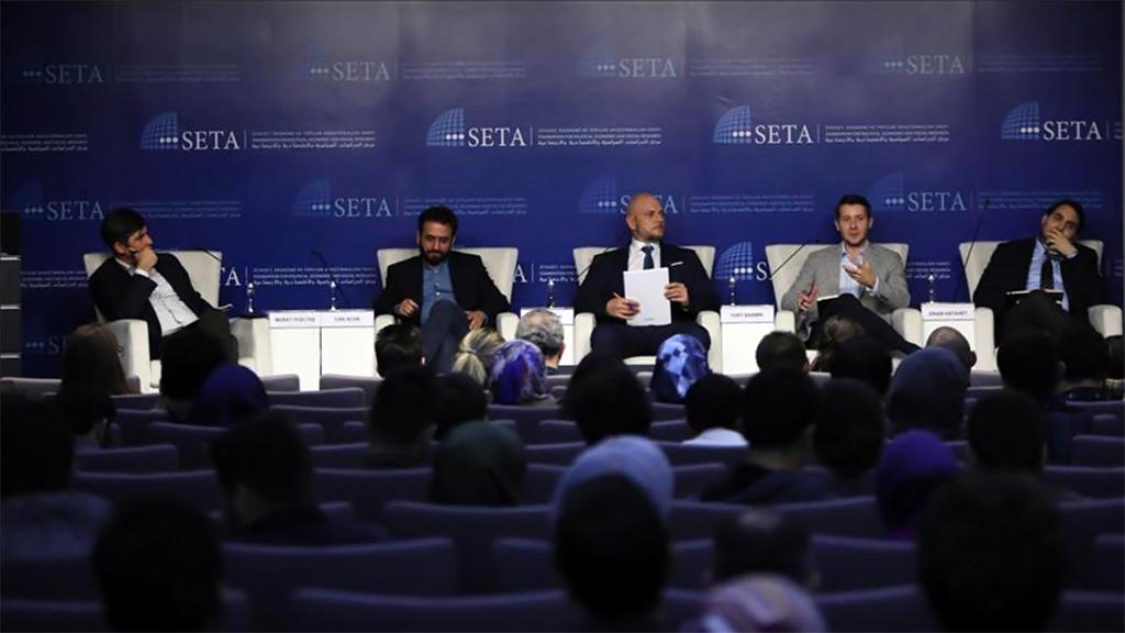 SETA Dış Politika Araştırmacısı Can Acun: 'ABD Tarafından YPG'ye Silah ve Militan Gönderiliyor'