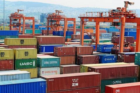 Konteyner - Ticaret Limanı