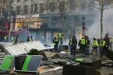 Sarı Yelekliler | Paris |Fransa