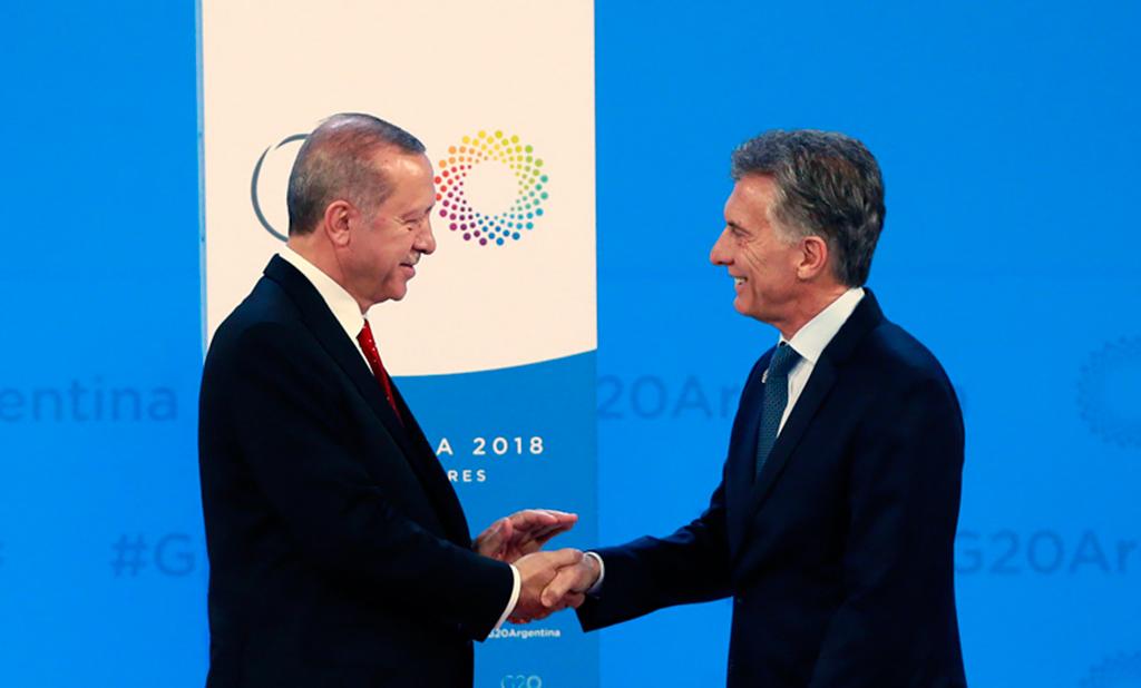 G-20'de Türkiye'nin Yeri