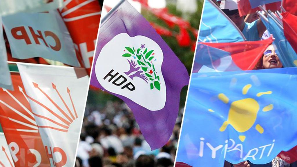 CHP - İYİ Parti - HDP İttifakı