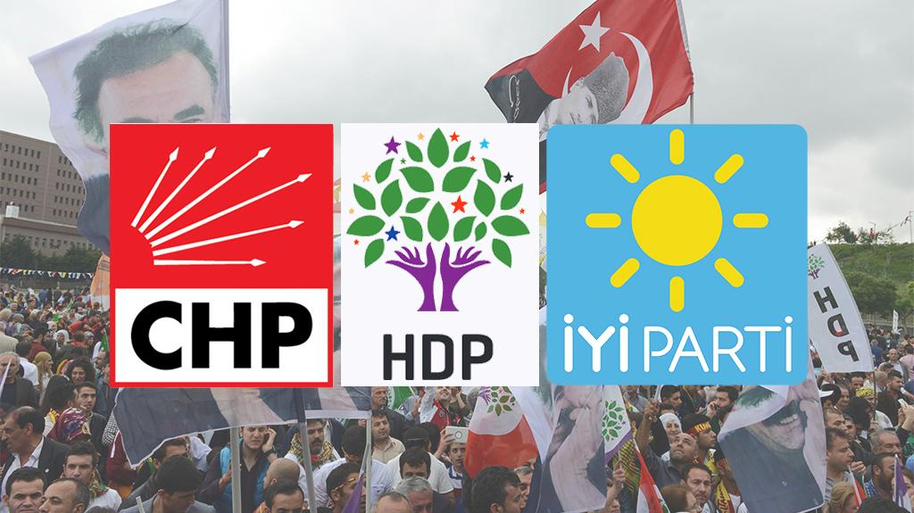 CHP-İYİ Parti-HDP Ekseninde İttifak Krizi | Yorum | SETA