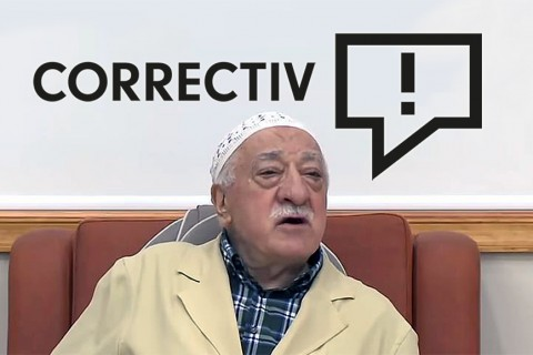Correctiv - FETÖ elebaşı Fethullah Gülen