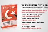"""Insight Turkey Dergisi'nin """"Orta Asya'da Mücadele Çin-Rus Rekabeti ve Türkiye'nin Geri Dönüşü"""" Konulu Özel Sayısı Yayınlandı"""