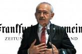 Kemal Kılıçdaroğlu | Frankfurter Allgemeine Zeitung | FAZ