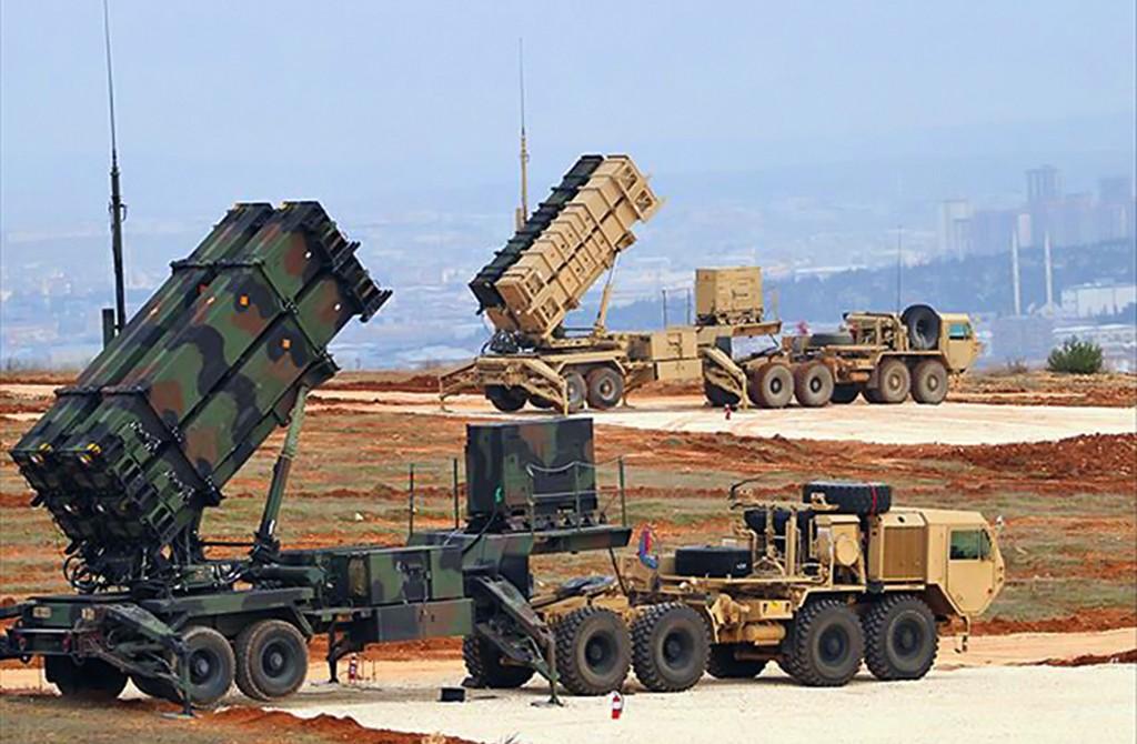 Patriot Hava Savunma Sistemi | Türkiye