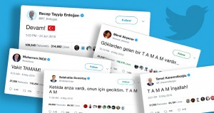 Rapor: 24 Haziran Cumhurbaşkanı Seçiminde Adayların Sosyal Medya Stratejisi | Twitter