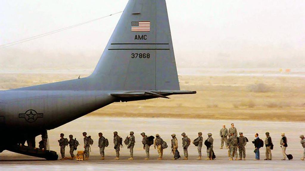 Amerikan asker sevkiyatı | Ortadoğu