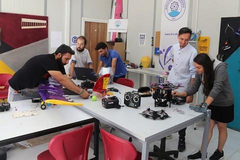 Üniversite Öğrencileri - Teknofest Projesi