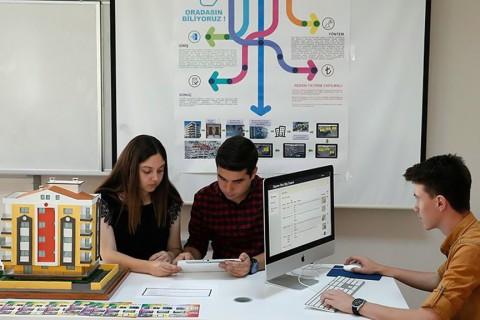Lise Öğrencilerinin Deprem Bilgi Sistemi Projesi