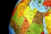 Akdeniz - Kuzey Afrika Ülkeleri Harita