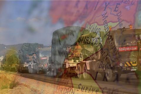 Fırat'ın Doğusuna Harekat Hazırlığı