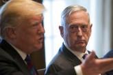 21 Aralık 2018 | ABD Başkanı Donald Trump (solda), Savunma Bakanı James Mattis'in (sağda) şubat ayı sonunda görevinden ayrılarak emekli olacağını açıkladı.