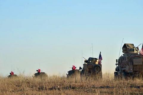 Türk - ABD Askeri Devriyesi