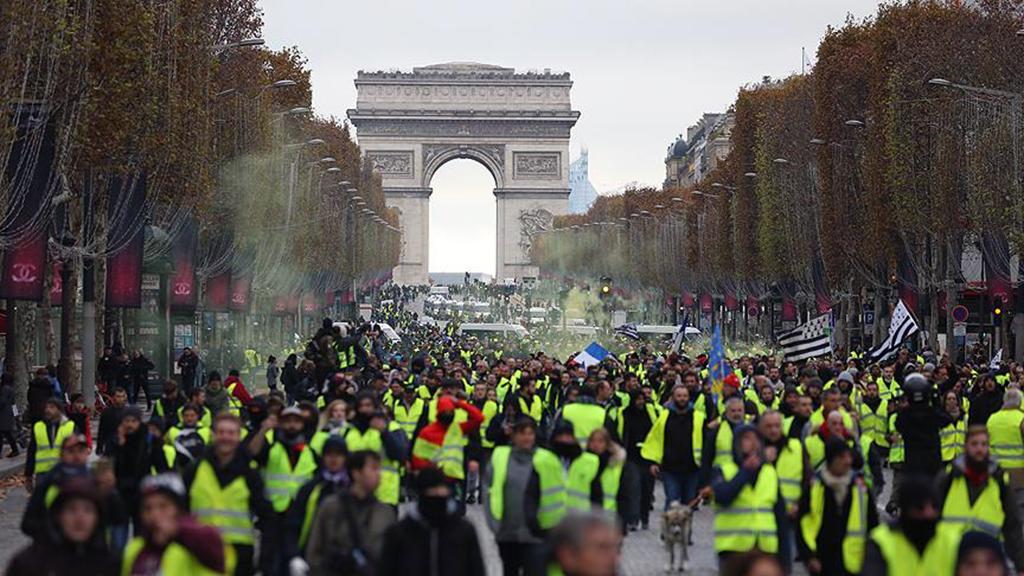 Sarı Yelekliler | Fransa