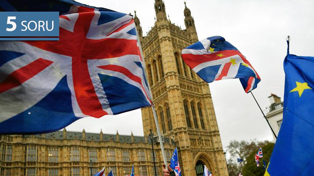 5 Soru: Birleşik Krallık Meclisinin 15 Ocak Kararı | Brexit