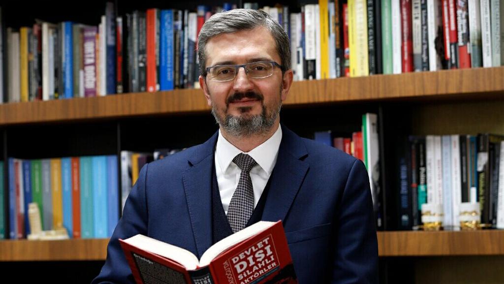 SETA Genel Koordinatörü Prof. Dr. Burhanettin Duran: Türkiye, Devlet Dışı Aktörlerin Alanını Kapatmaya Çalışıyor