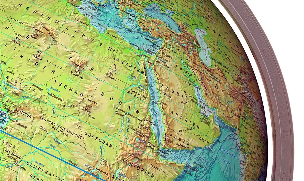 Anadolu | Doğu Akdeniz | Kuzey Afrika | Körfez | Ortadoğu | Yerküre