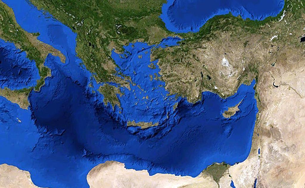 Doğu Akdeniz'de Türkiye'siz Bir Mutabakat Mümkün mü? | Strateji ...
