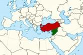 Türkiye - Suriye - Ortadoğu, Avrupa, Doğu Akdeniz, Kuzey Afrika