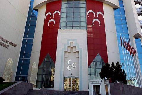 MHP Genel Merkezi