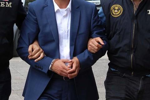 Terörle mücadele kapsamında tutuklanan bir FETÖ üyesi