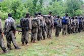 PKK teröristleri