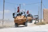 Suriye, TSK Devriyesi