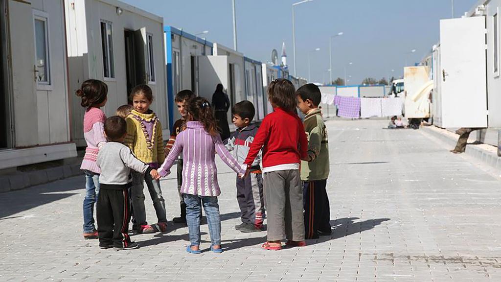 Suriyeli Sığınımacıların Çocukları
