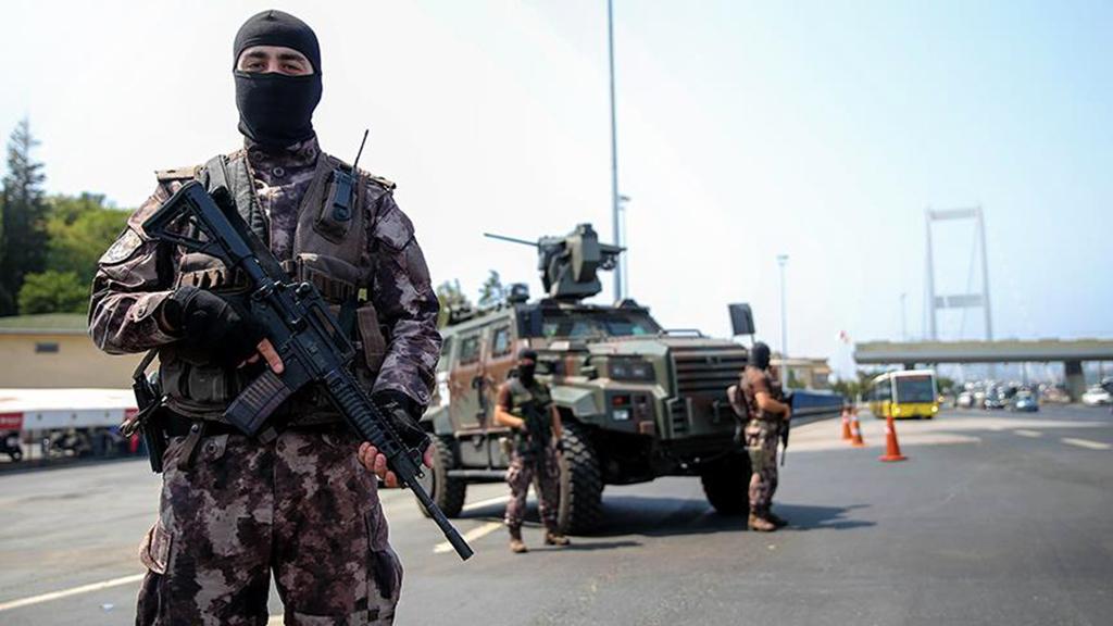 Terör Bataklığını Kurutana Kadar Durmayacağız