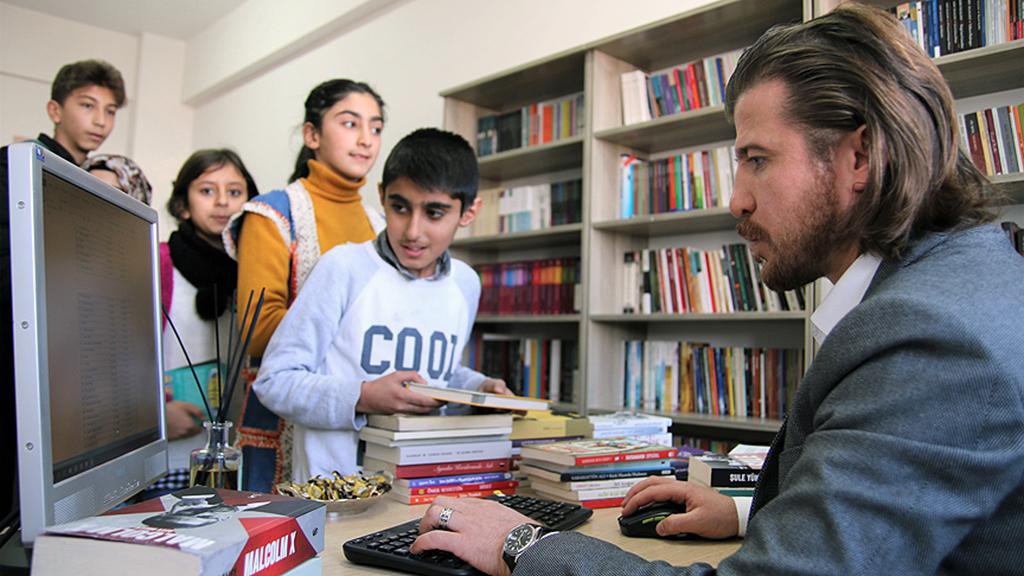 Okul Kütüphanesi