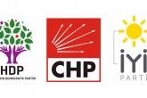 CHP-HDP-İYİ Parti İttifakı