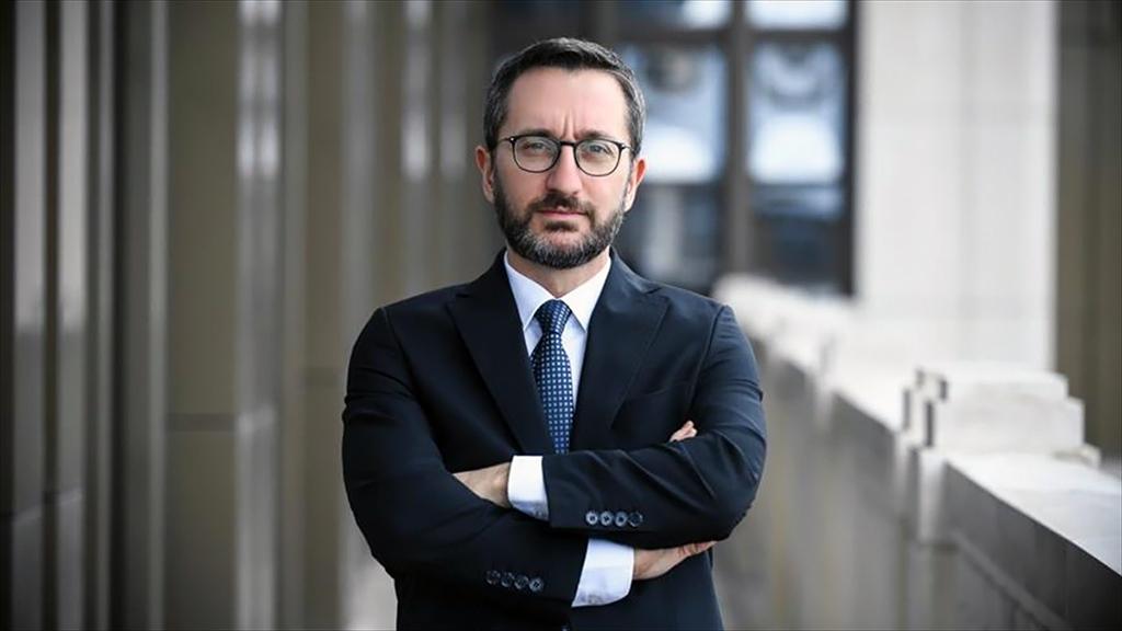 Cumhurbaşkanlığı İletişim Başkanı Altun: Türkiye Hiçbir Alanda Alternatifsiz Değildir