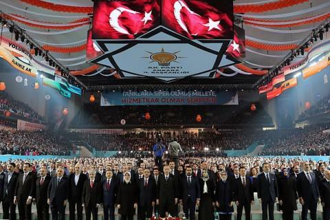 AK Parti Seçim Manifestosu