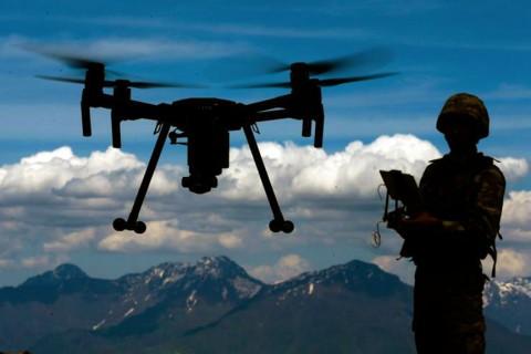 Askeri İHA (Drone)