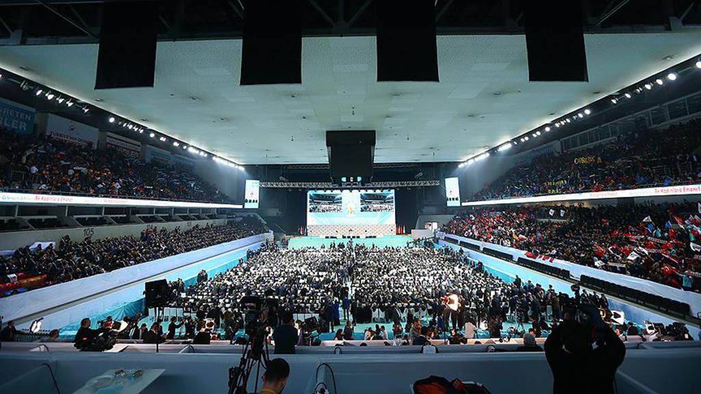 AK Parti 31 Mart 2019 Yerel Seçimleri Aday Tanıtım Toplantısı, Ankara Spor Salonu'nda düzenlenidi. Cumhurbaşkanı Erdoğan, seçim manifestosunu açıkladı.