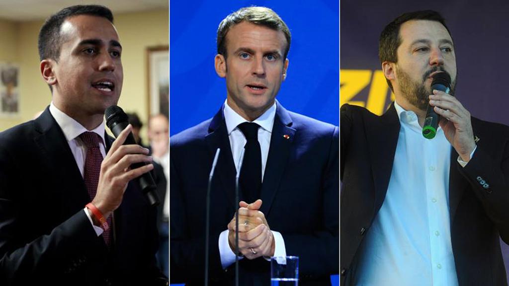 İtalya-Fransa Kavgası AB'yi Nereye Götürür?