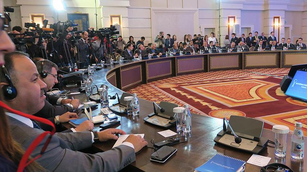 Astana Süreci'nin İşleyişi