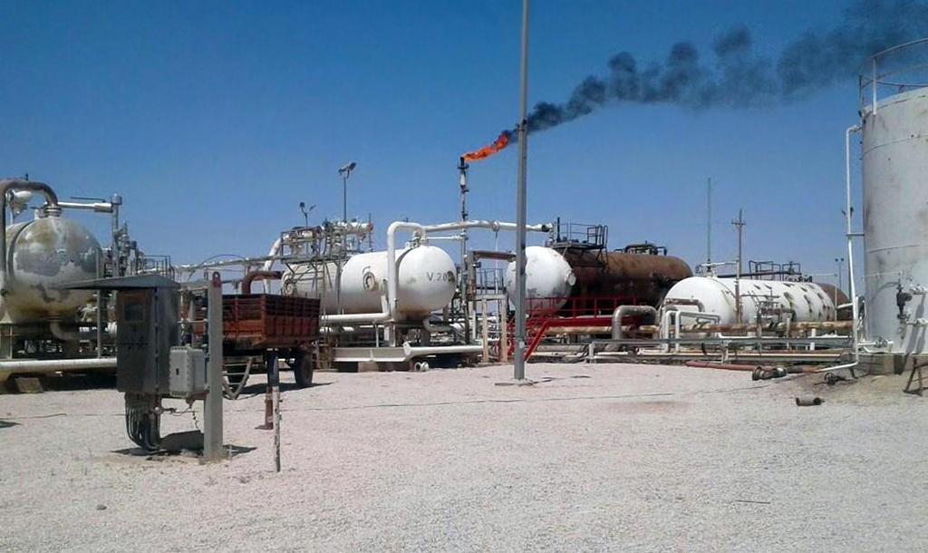 Suriye'nin sahip olduğu petrol ve doğalgaz sahalarının büyük çoğunluğu, mevcut durumda, PKK'nın Suriye yapılanması olan YPG güçlerinin kontrolü altında.