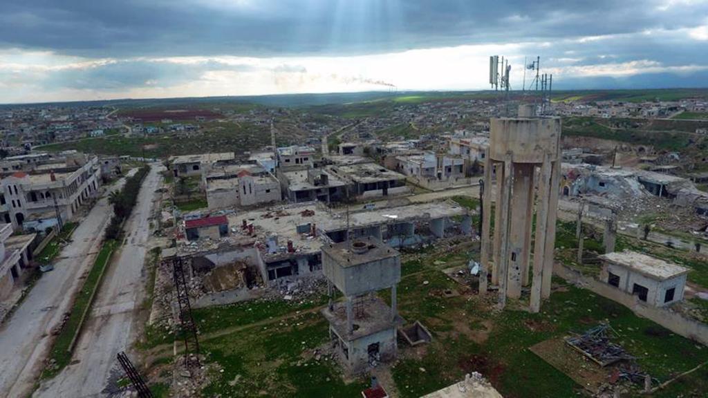 Latamne, Suriye