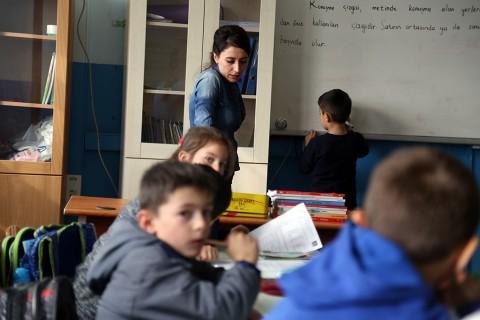 Sınıf öğretmeni
