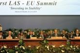Arap Birliği ve AB'nin ilk ortak zirvesi Sisi tarafından askeri diktayla yönetilen Mısır'ın başkenti Kahire'de toplandı.