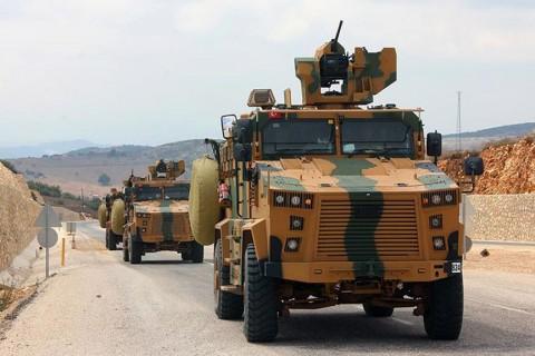 Suriye Sınır Devriyesi