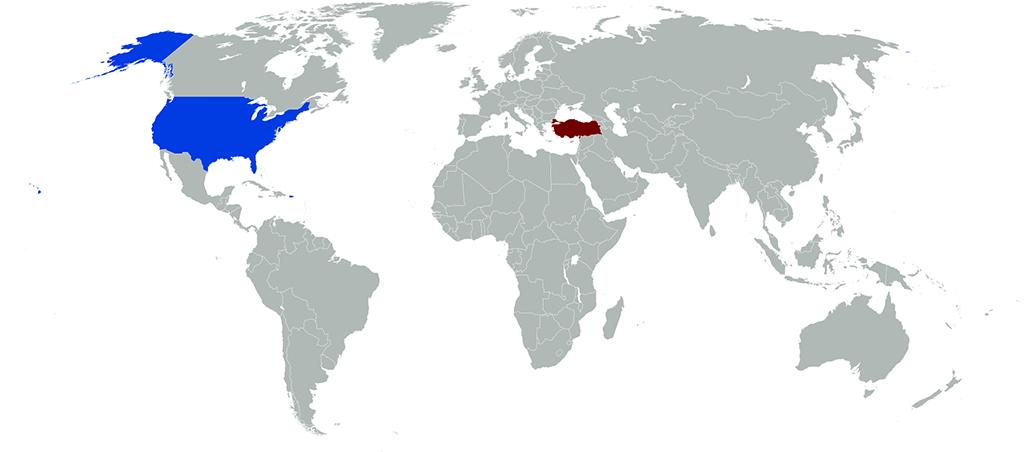 Türk-Amerikan İlişkileri