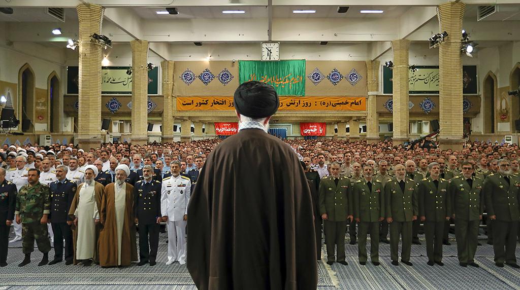 İran Devrim Muhafızları Ordusu