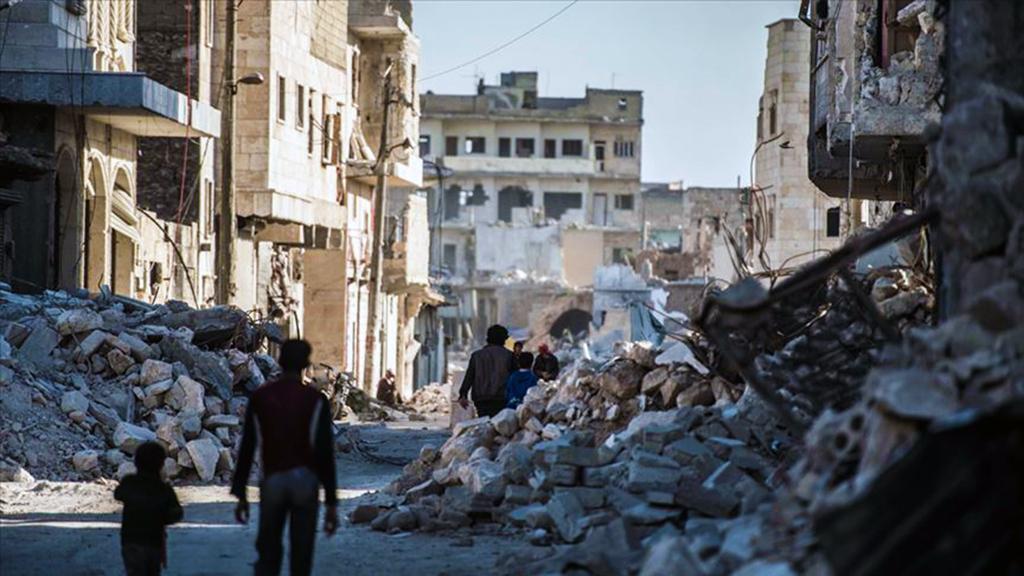 Suriye'yi Kim Önemsiyor?