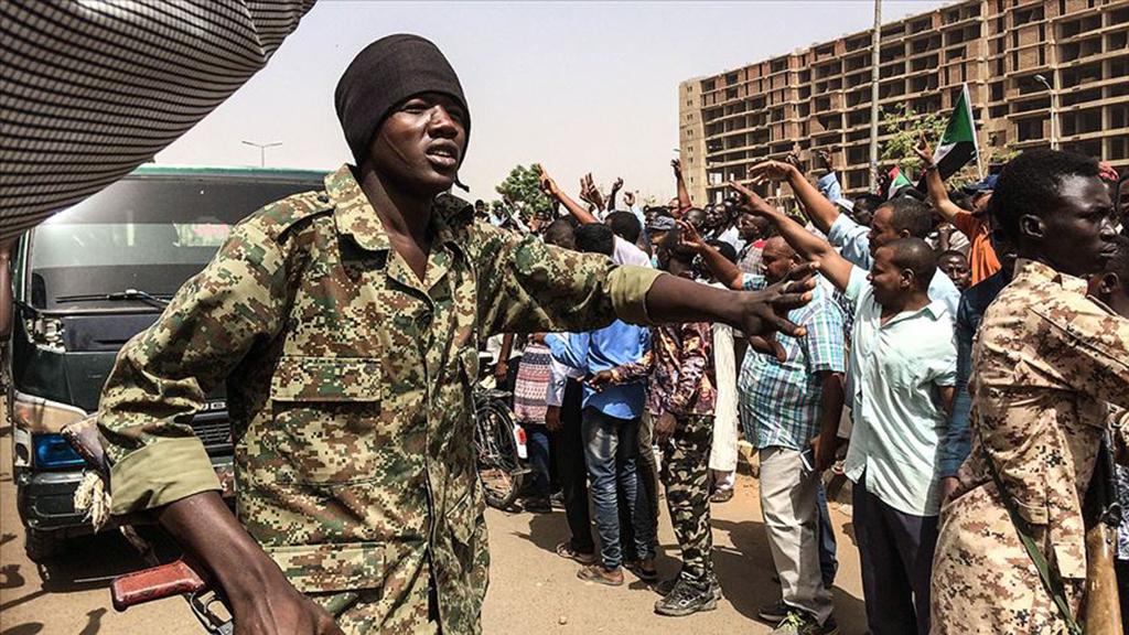 Sudan da Askeri Darbe