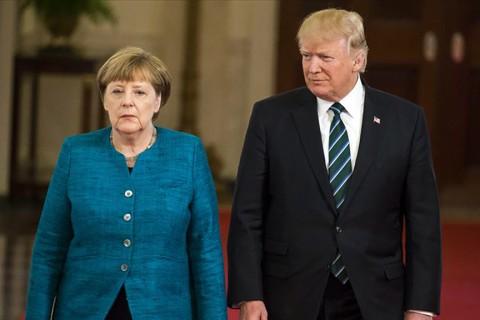 Angela Merkel | Donald Trump