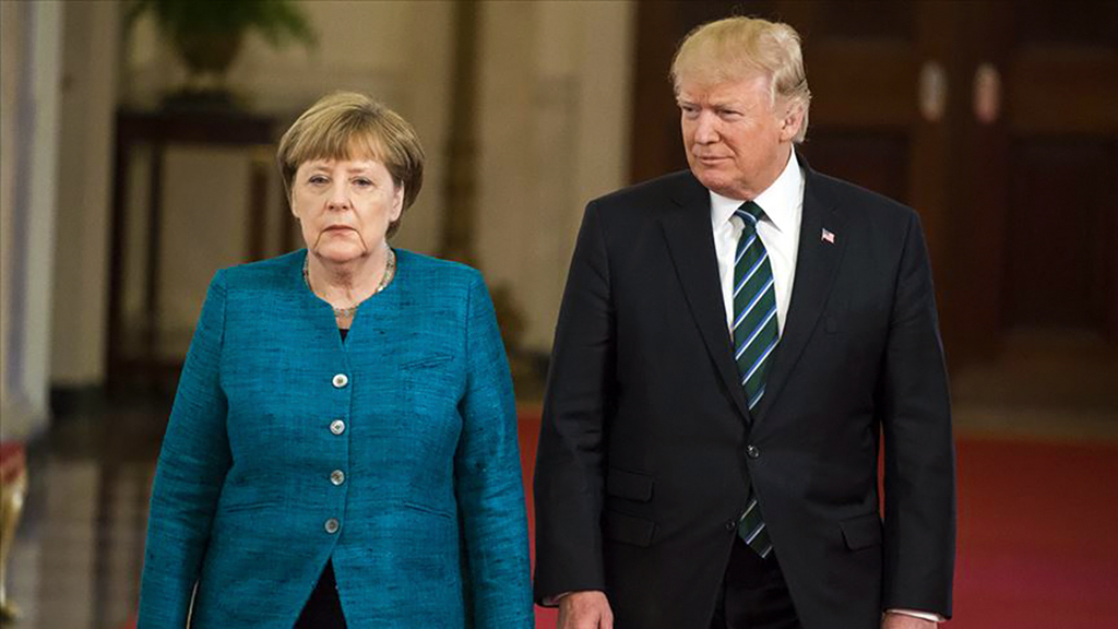 Angela Merkel | Donald Trump