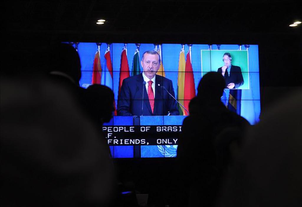 Küresel Medyanın Türkiye ilgisi